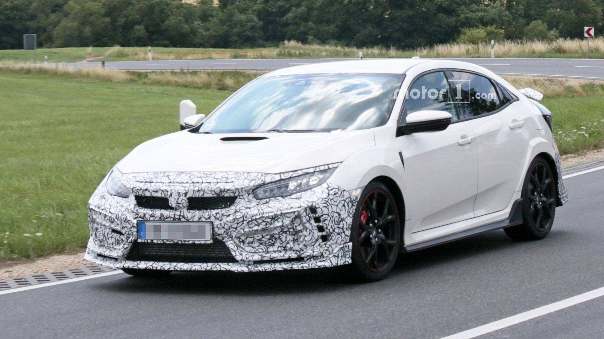 94 The 2020 Honda Civic Type R Overview by 2020 Honda Civic Type R