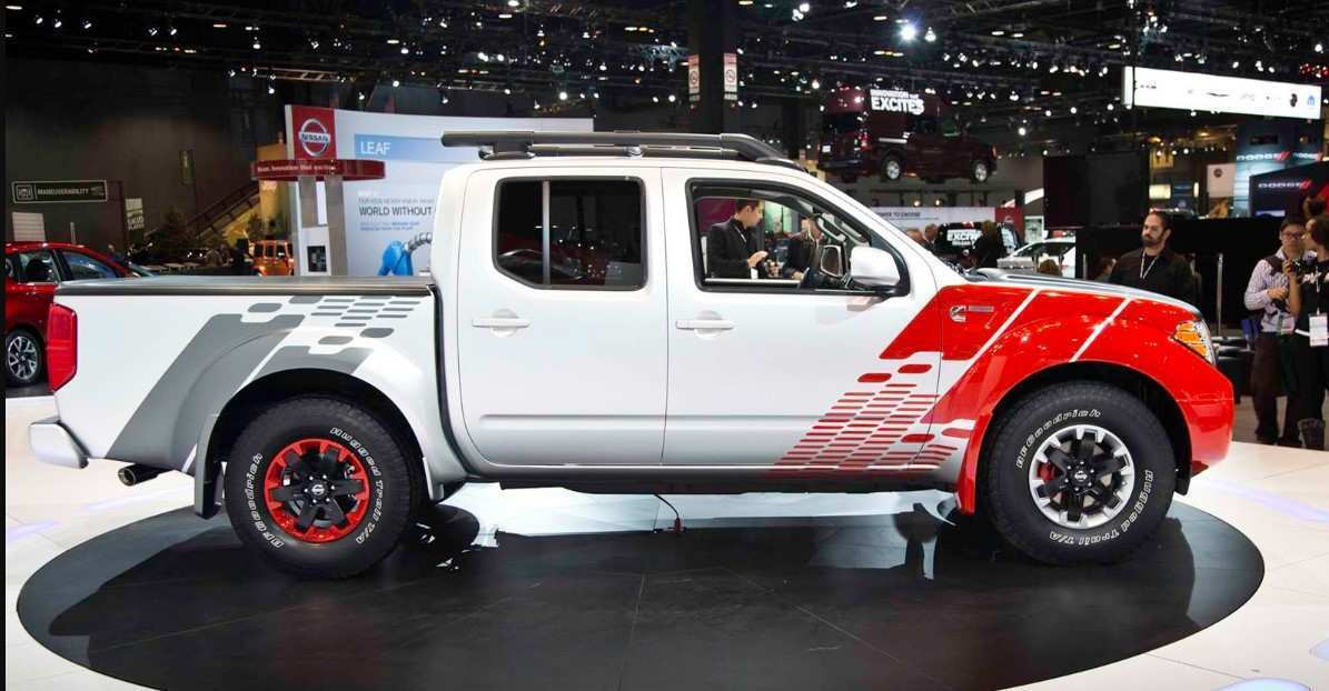 94 The 2020 Nissan Frontier Price with 2020 Nissan Frontier