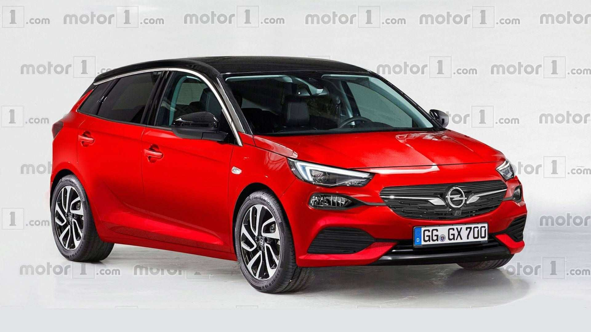 94 The 2020 Opel Corsa 2018 Exterior and Interior by 2020 Opel Corsa 2018