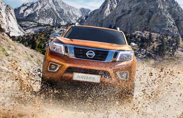 95 All New 2020 Nissan Navara Redesign with 2020 Nissan Navara