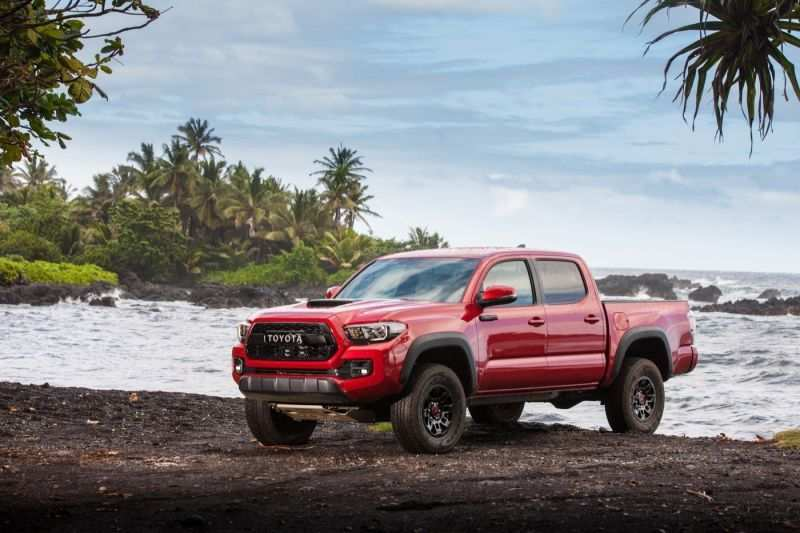 95 All New 2020 Toyota Tacoma Model with 2020 Toyota Tacoma
