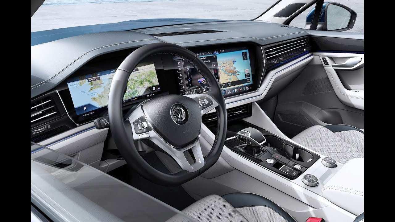 95 All New 2020 Volkswagen Touareg Spesification by 2020 Volkswagen Touareg