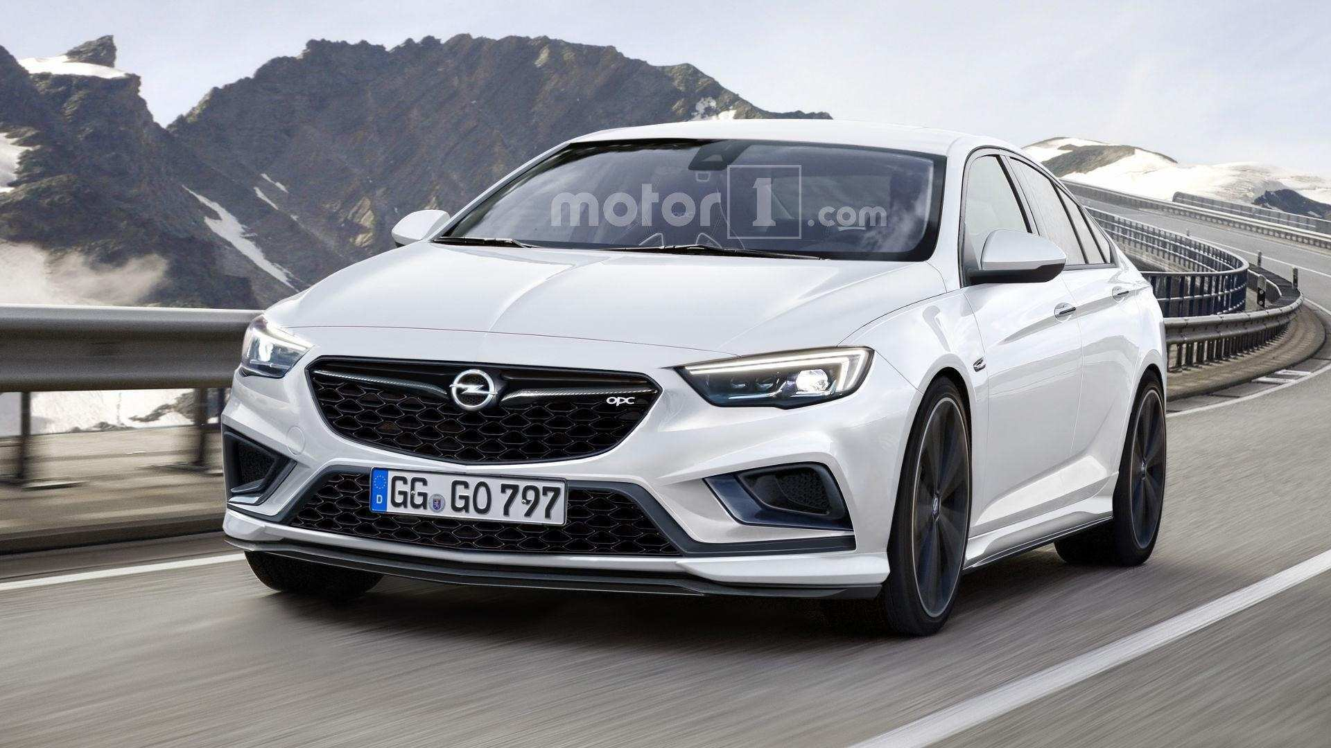 95 All New Opel Insignia 2020 Picture for Opel Insignia 2020