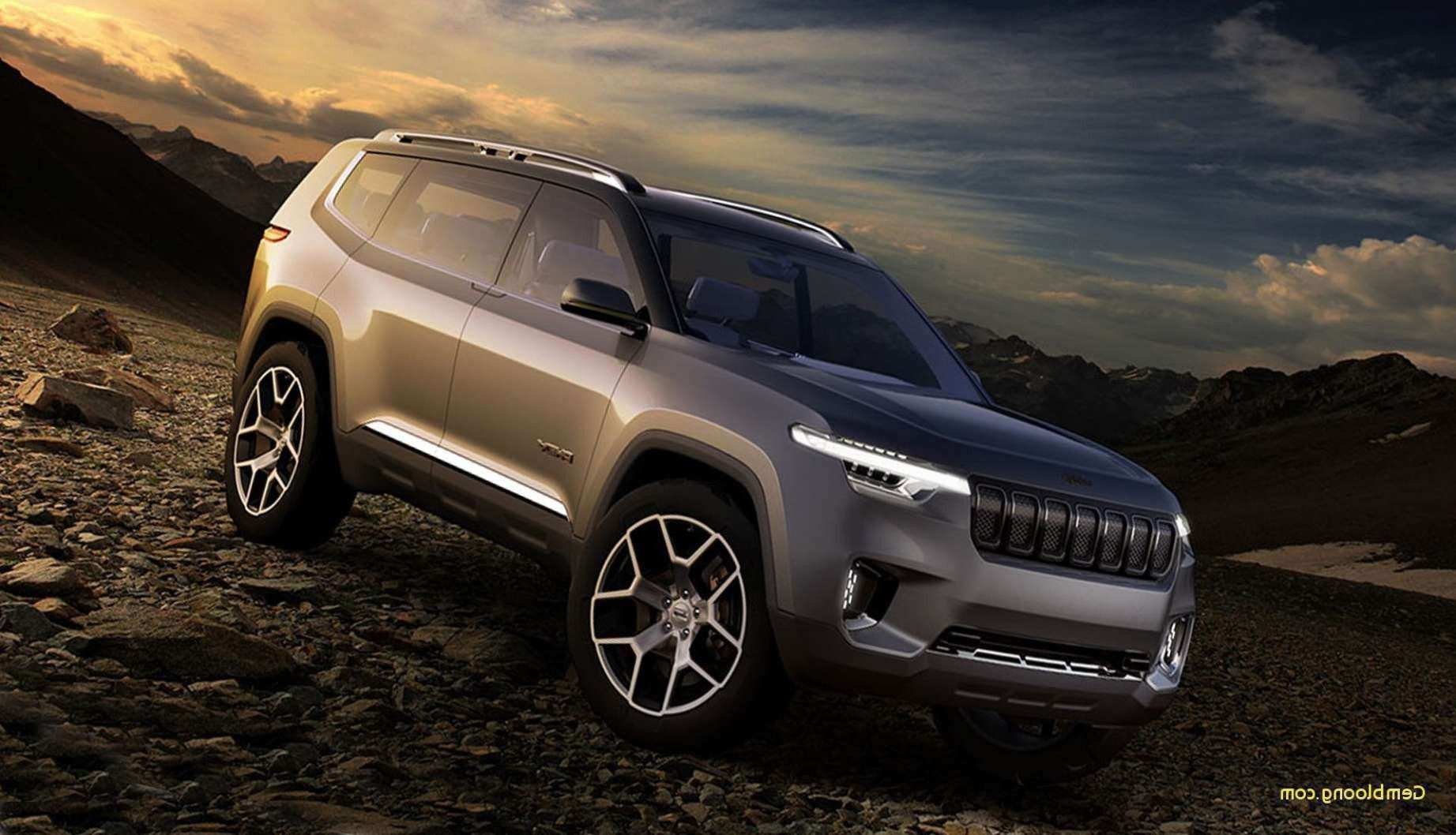 95 Best Review 2020 Jeep Grand Cherokee Spy Exteriors New Concept for 2020 Jeep Grand Cherokee Spy Exteriors