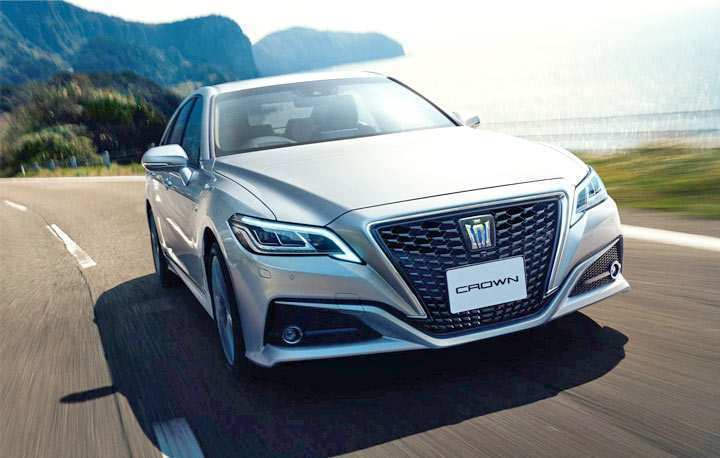 95 Best Review Toyota Crown 2020 Model for Toyota Crown 2020
