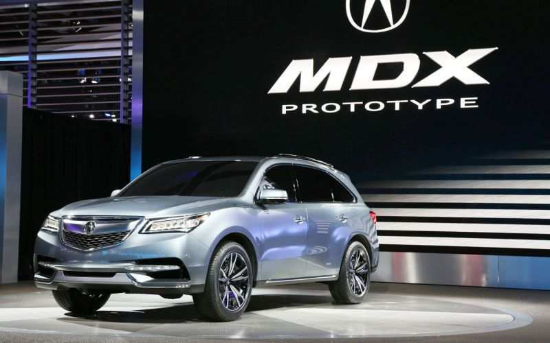 95 Concept of 2020 Acura MDX Hybrid Rumors by 2020 Acura MDX Hybrid