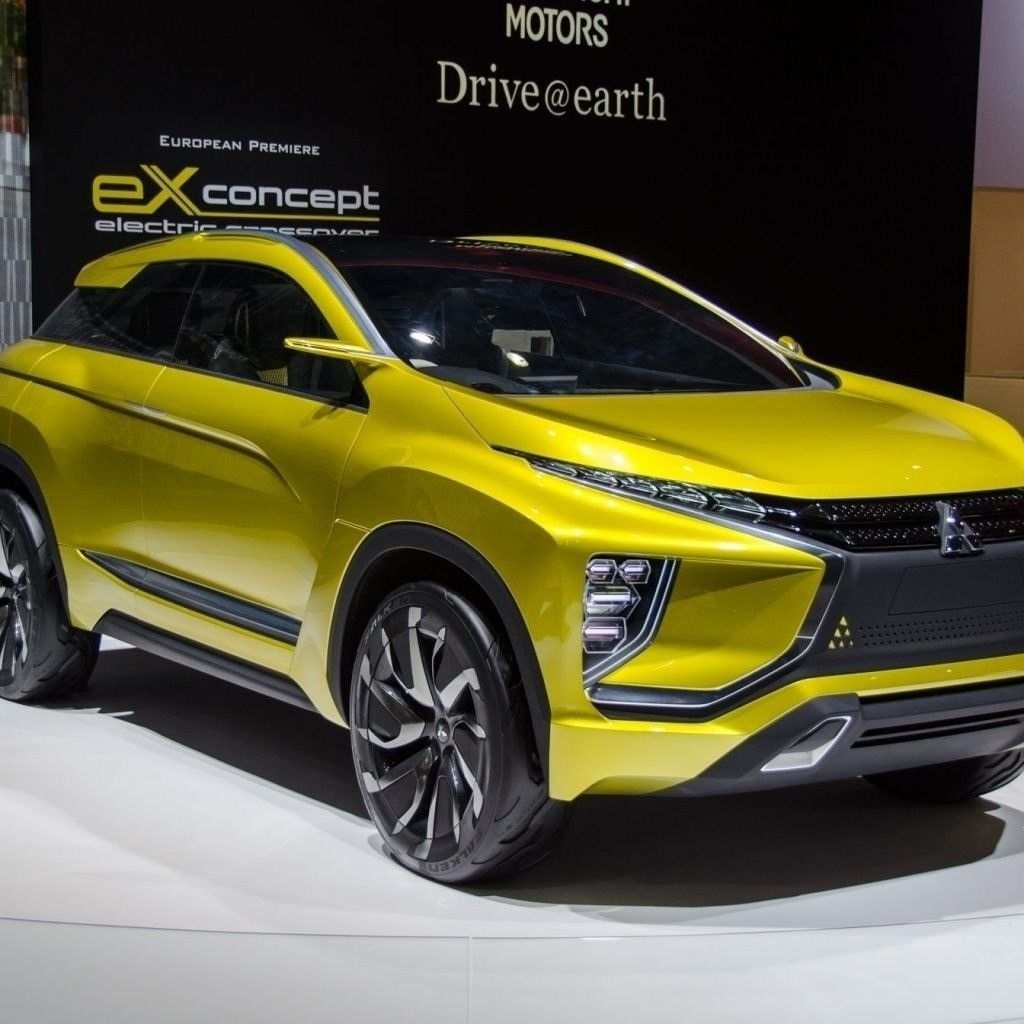 95 Concept of 2020 All Mitsubishi Outlander Sport Performance with 2020 All Mitsubishi Outlander Sport