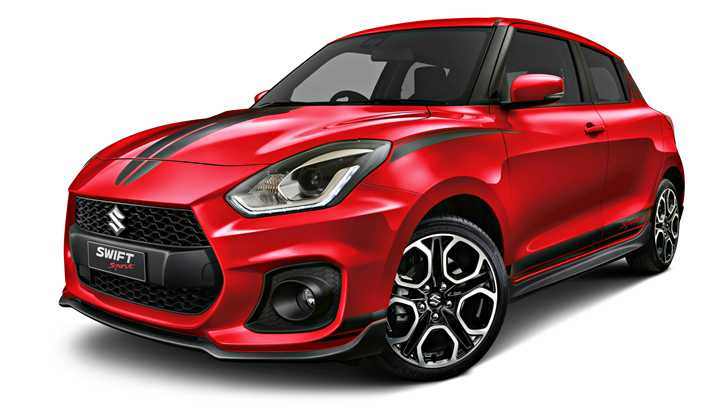 95 Concept of 2020 New Suzuki Swift Sport Review by 2020 New Suzuki Swift Sport