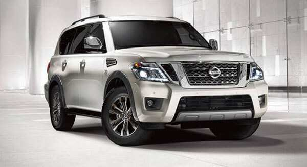 95 Concept of 2020 Nissan Patrol Performance and New Engine for 2020 Nissan Patrol