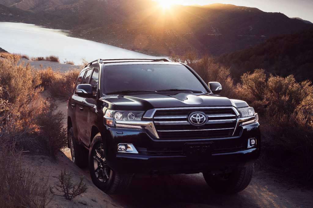 95 Concept of 2020 Toyota Land Cruiser Exterior and Interior for 2020 Toyota Land Cruiser