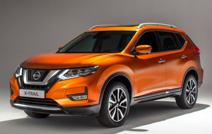 95 Concept of Nissan X Trail 2020 Exterior Concept with Nissan X Trail 2020 Exterior
