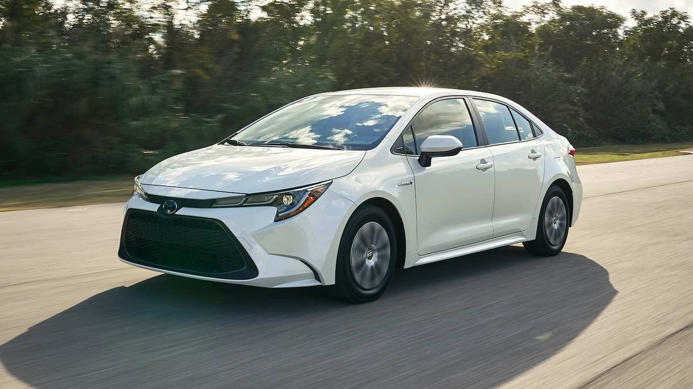 95 Concept of Prius Toyota 2020 Release Date by Prius Toyota 2020