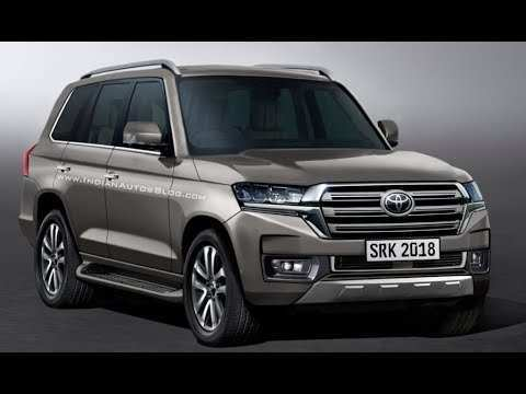 95 Concept of Toyota Land Cruiser V8 2020 Redesign and Concept with Toyota Land Cruiser V8 2020