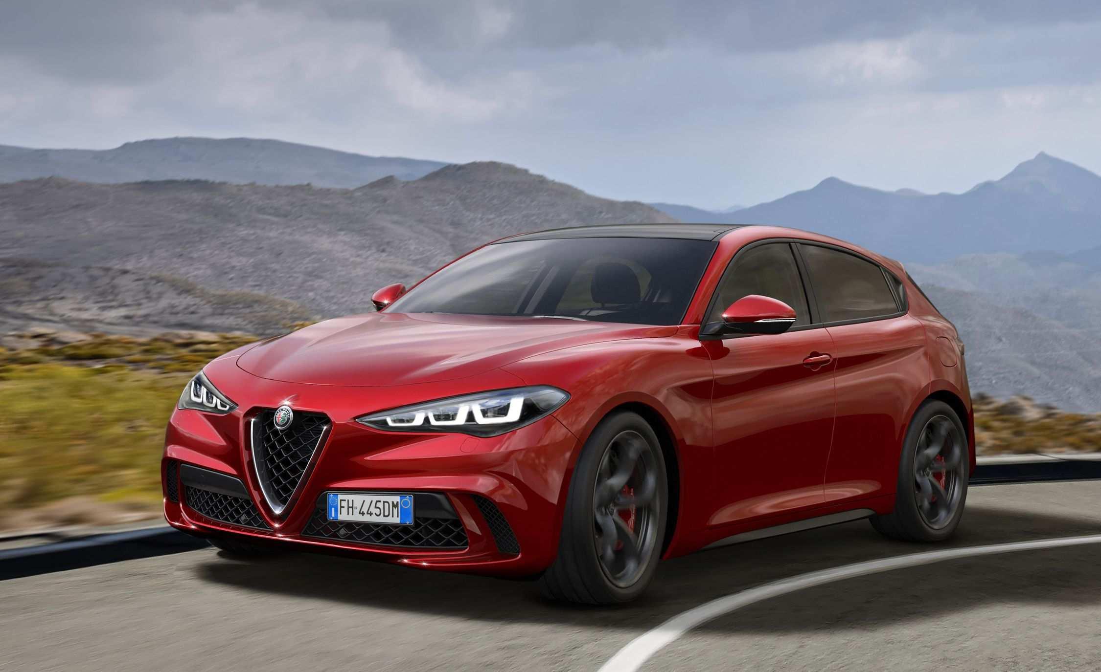 95 Gallery of 2020 Alfa Romeo Giulia Review by 2020 Alfa Romeo Giulia