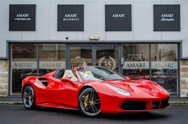 95 Gallery of 2020 Ferrari 488 Spider For Sale Concept by 2020 Ferrari 488 Spider For Sale