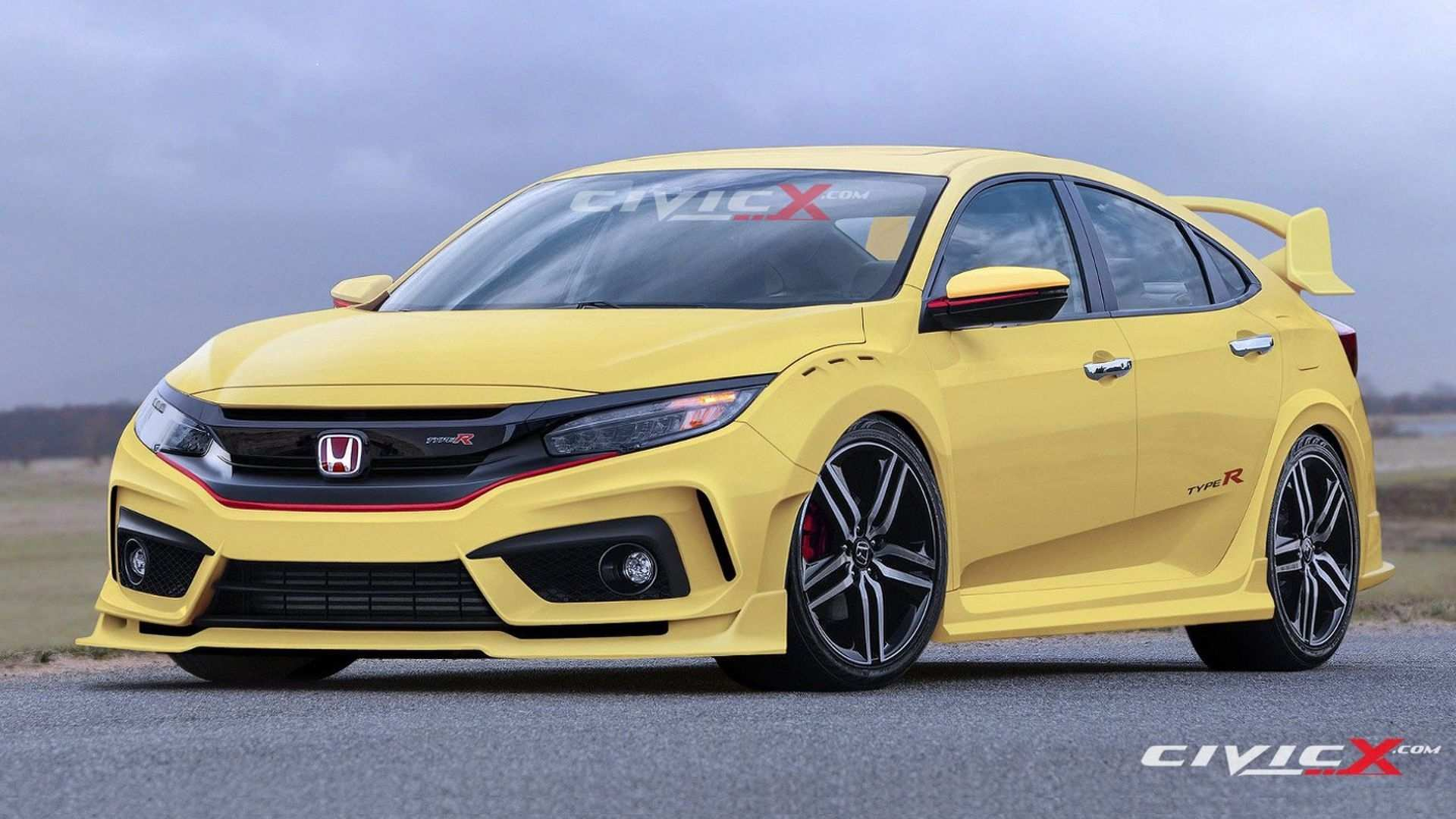 95 Gallery of 2020 Honda Civic Si Overview by 2020 Honda Civic Si