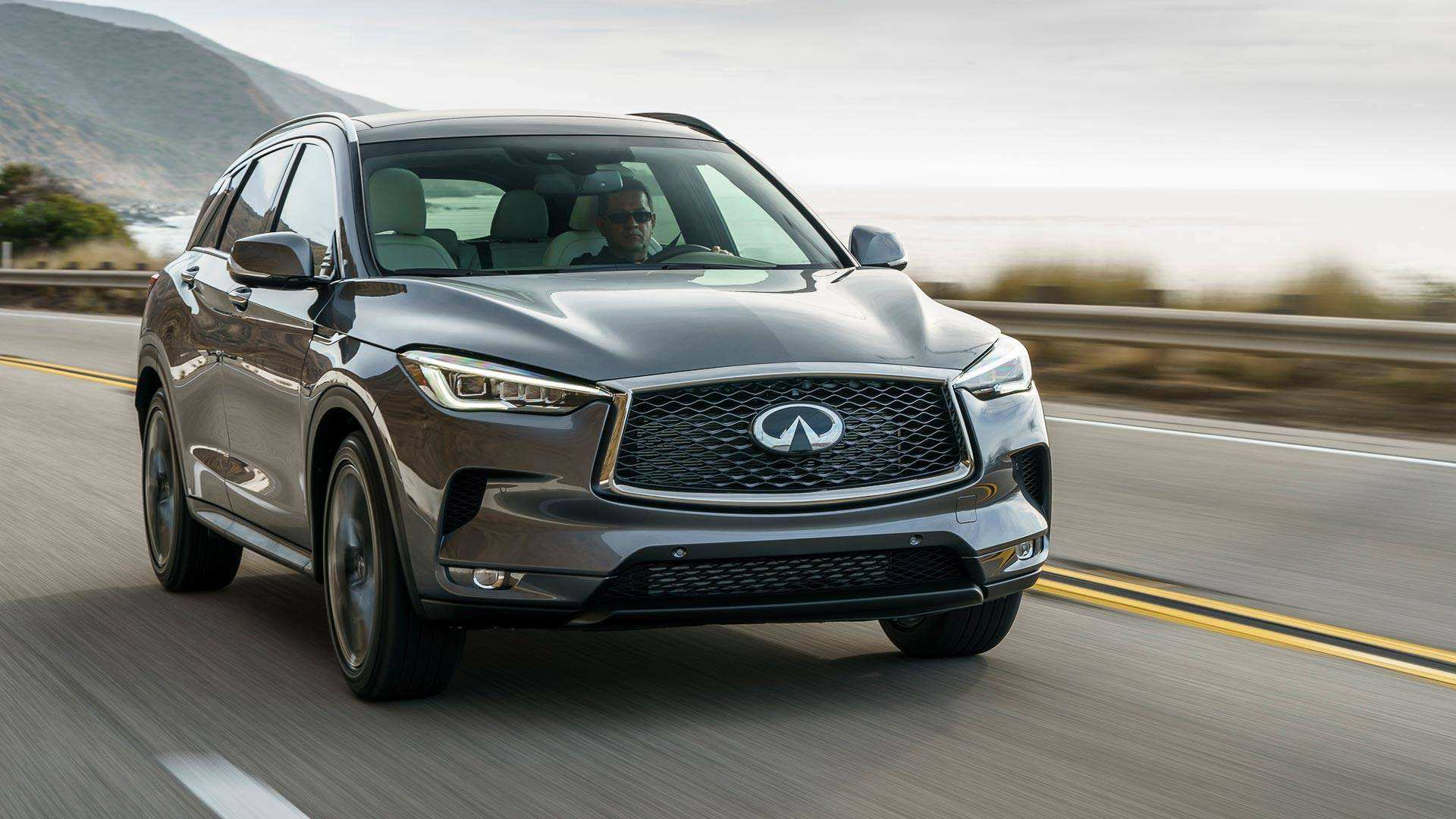 95 Gallery of 2020 Infiniti Qx50 Luxe New Concept Spesification for 2020 Infiniti Qx50 Luxe New Concept