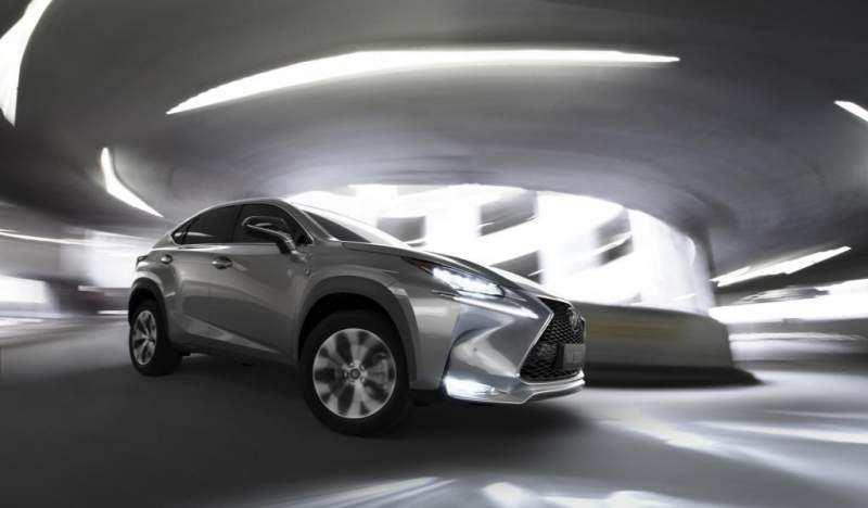 95 Gallery of 2020 Lexus NX 200t Release by 2020 Lexus NX 200t