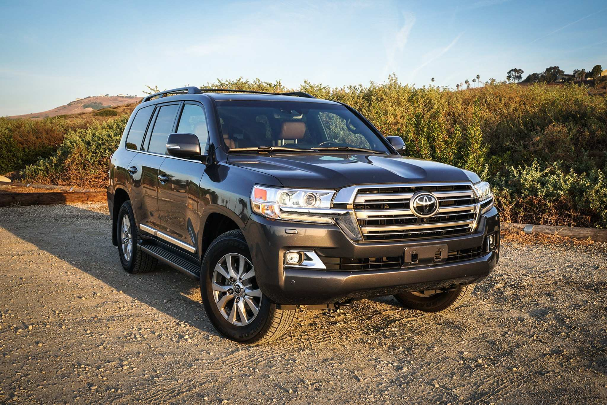 95 Gallery of 2020 Toyota Land Cruiser Redesign with 2020 Toyota Land Cruiser
