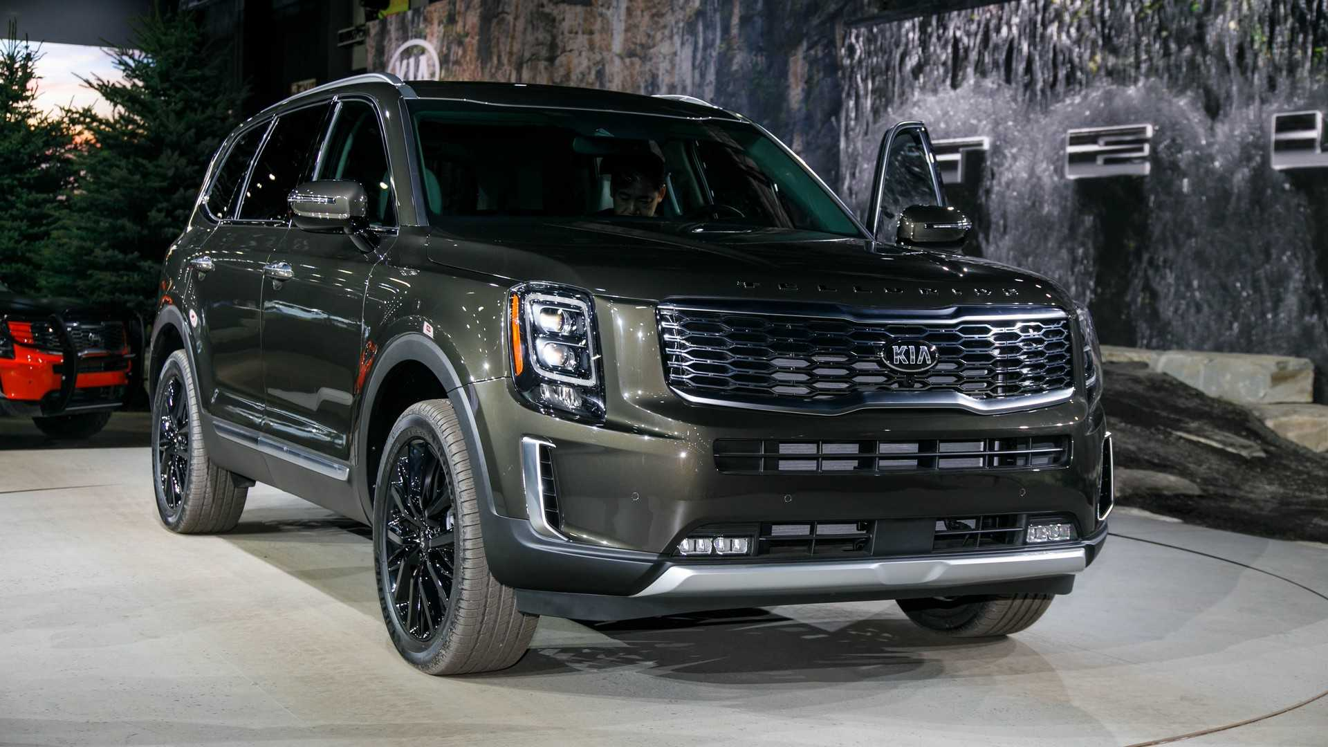 95 Gallery of Kia 2020 Telluride Exterior and Interior by Kia 2020 Telluride
