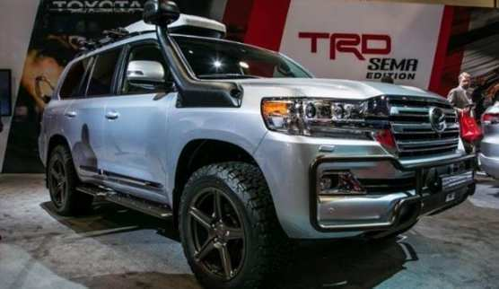 95 Gallery of Toyota Land Cruiser 2020 Exterior Exterior for Toyota Land Cruiser 2020 Exterior