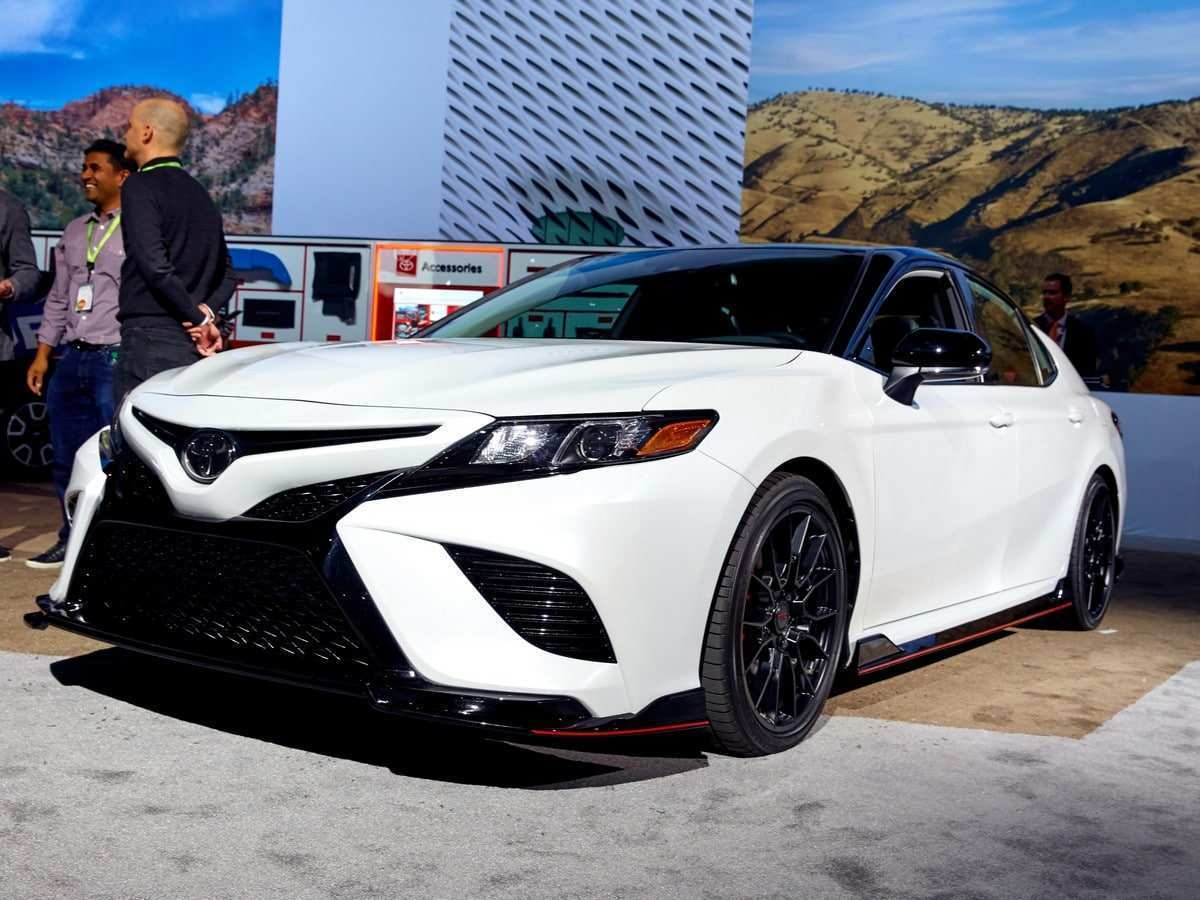 95 Great 2020 All Toyota Camry Exterior by 2020 All Toyota Camry