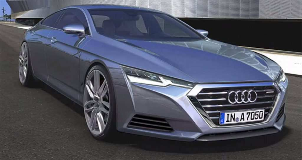 95 Great 2020 Audi A6 Comes Interior with 2020 Audi A6 Comes
