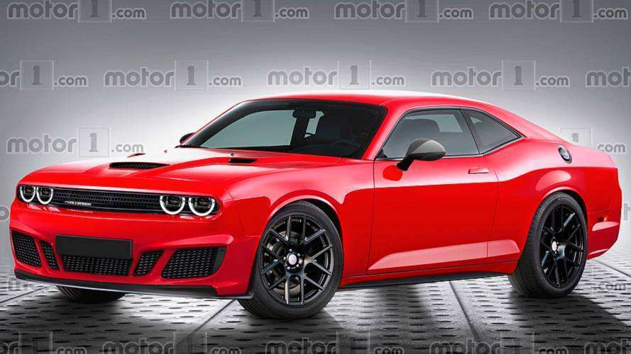 95 Great 2020 Dodge Challenger Srt Redesign by 2020 Dodge Challenger Srt