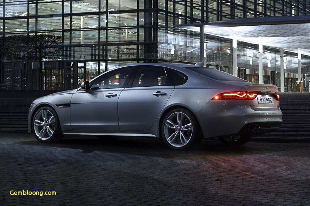 95 Great 2020 Jaguar XF Redesign and Concept for 2020 Jaguar XF
