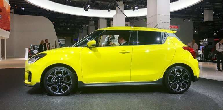 95 Great 2020 Suzuki Swift 2018 Spesification for 2020 Suzuki Swift 2018