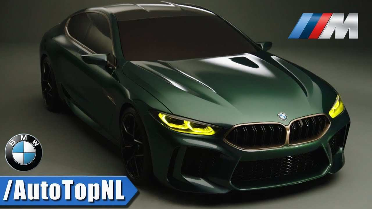 95 New 2020 BMW M8 Review with 2020 BMW M8