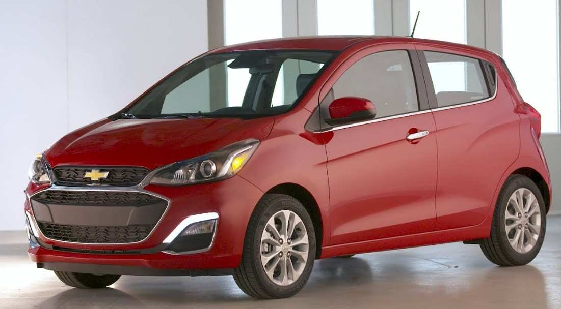 95 New 2020 Chevrolet Spark Exterior and Interior with 2020 Chevrolet Spark