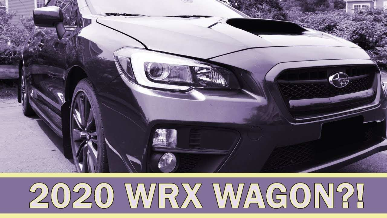 95 New 2020 Subaru Wrx Exterior Date Spy Shoot by 2020 Subaru Wrx Exterior Date
