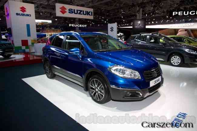 95 New 2020 Suzuki Sx4 2018 Ratings for 2020 Suzuki Sx4 2018