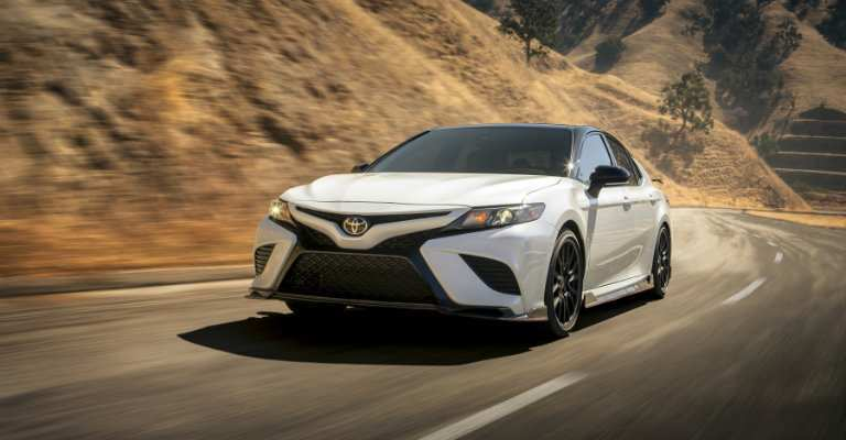 95 New 2020 Toyota Camry Review with 2020 Toyota Camry