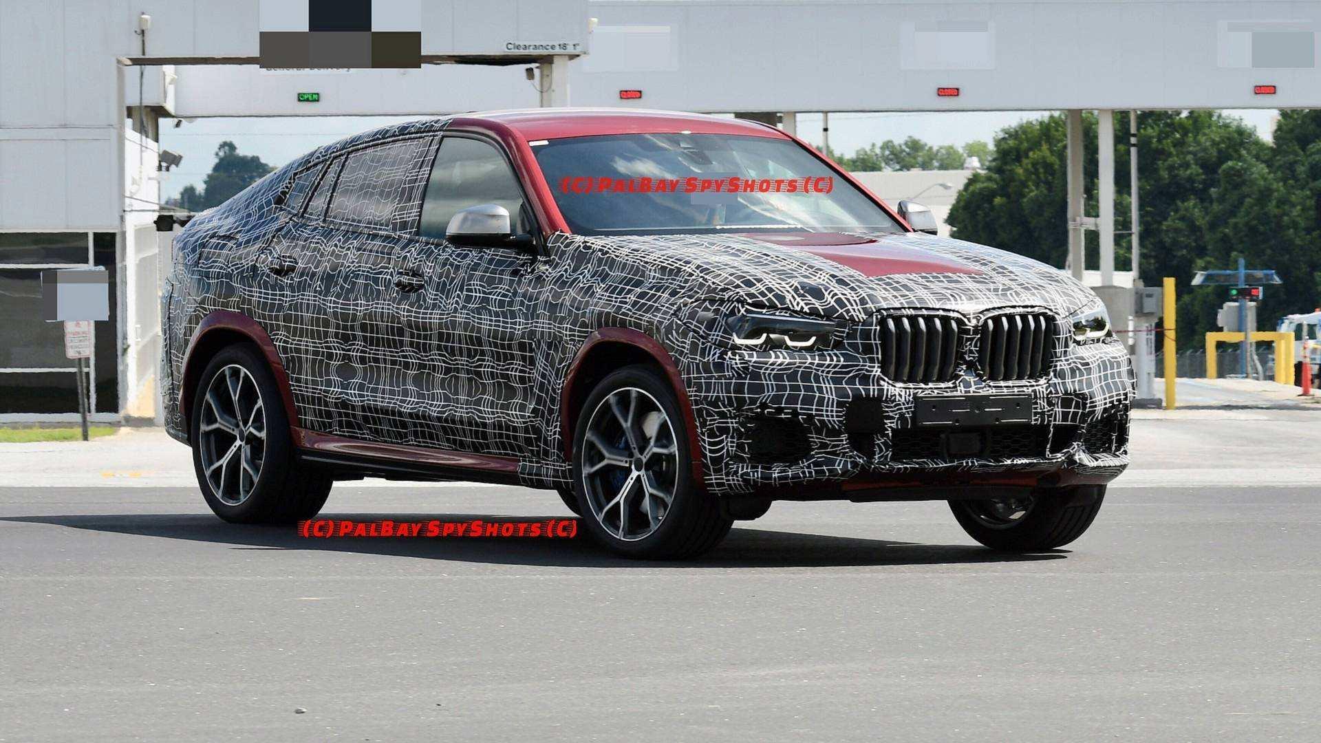 95 New BMW X6 2020 Configurations with BMW X6 2020