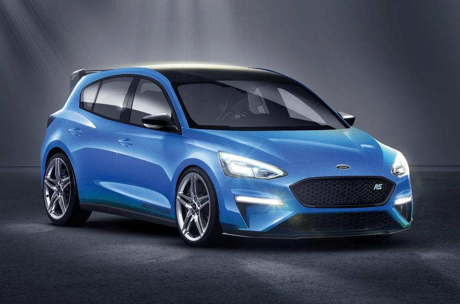95 The 2020 Ford Focus RS Interior for 2020 Ford Focus RS