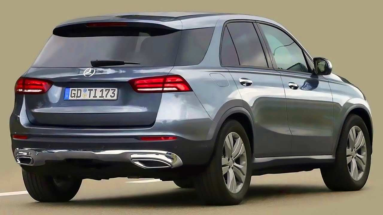 2020 Mercedes ML Class 400 Spesification