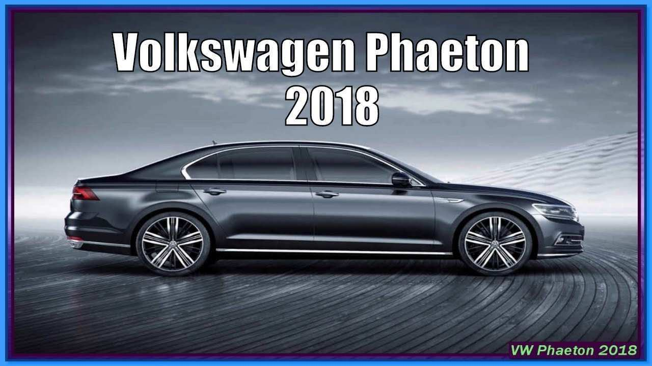 95 The VW Phaeton 2020 Redesign and Concept with VW Phaeton 2020