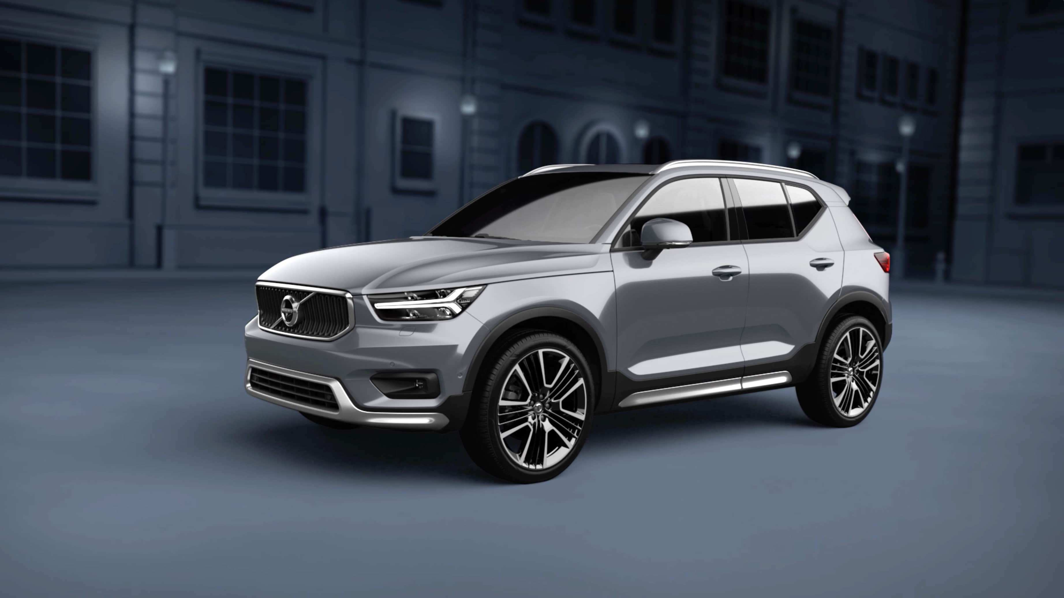 95 The Volvo 2020 Xc40 Exterior Release Date with Volvo 2020 Xc40 Exterior