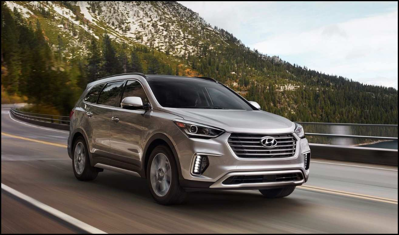 96 All New 2020 Hyundai Santa Fe 2018 Engine with 2020 Hyundai Santa Fe 2018