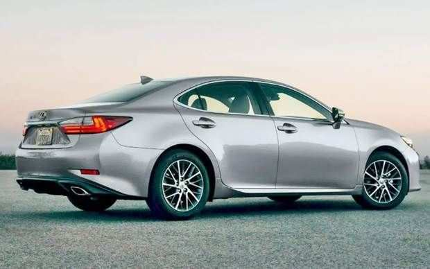 96 All New 2020 Lexus ES 350 Exterior by 2020 Lexus ES 350
