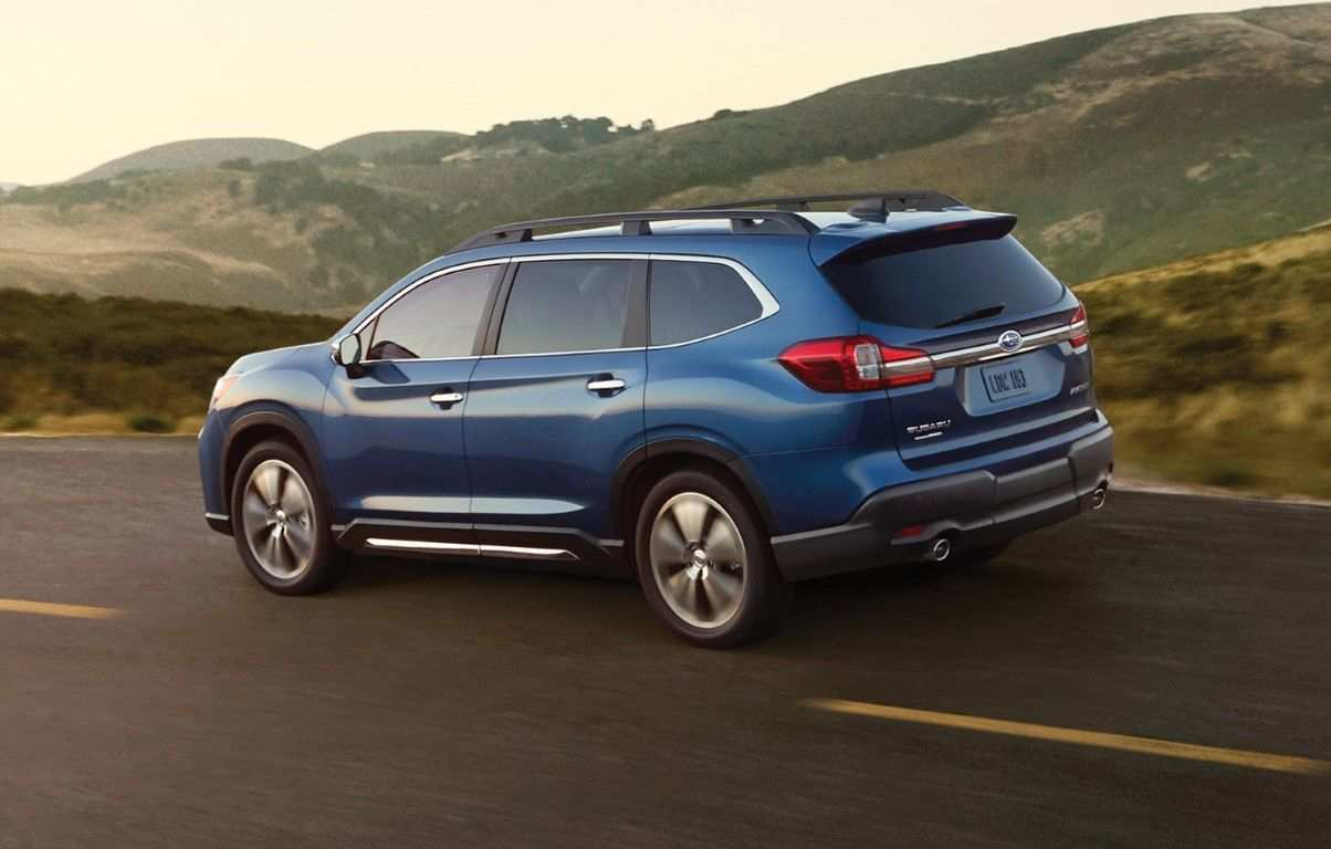 96 All New 2020 Subaru Ascent Exterior Exterior First Drive for 2020 Subaru Ascent Exterior Exterior
