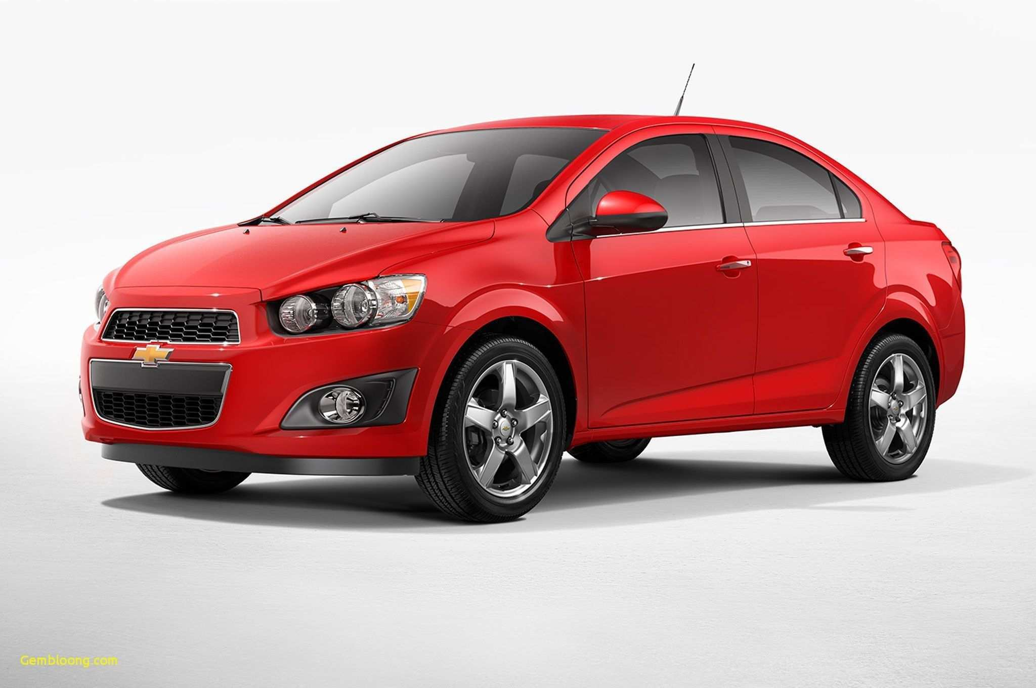 2020 Chevy Sonic Ss Ev Rs Spesification