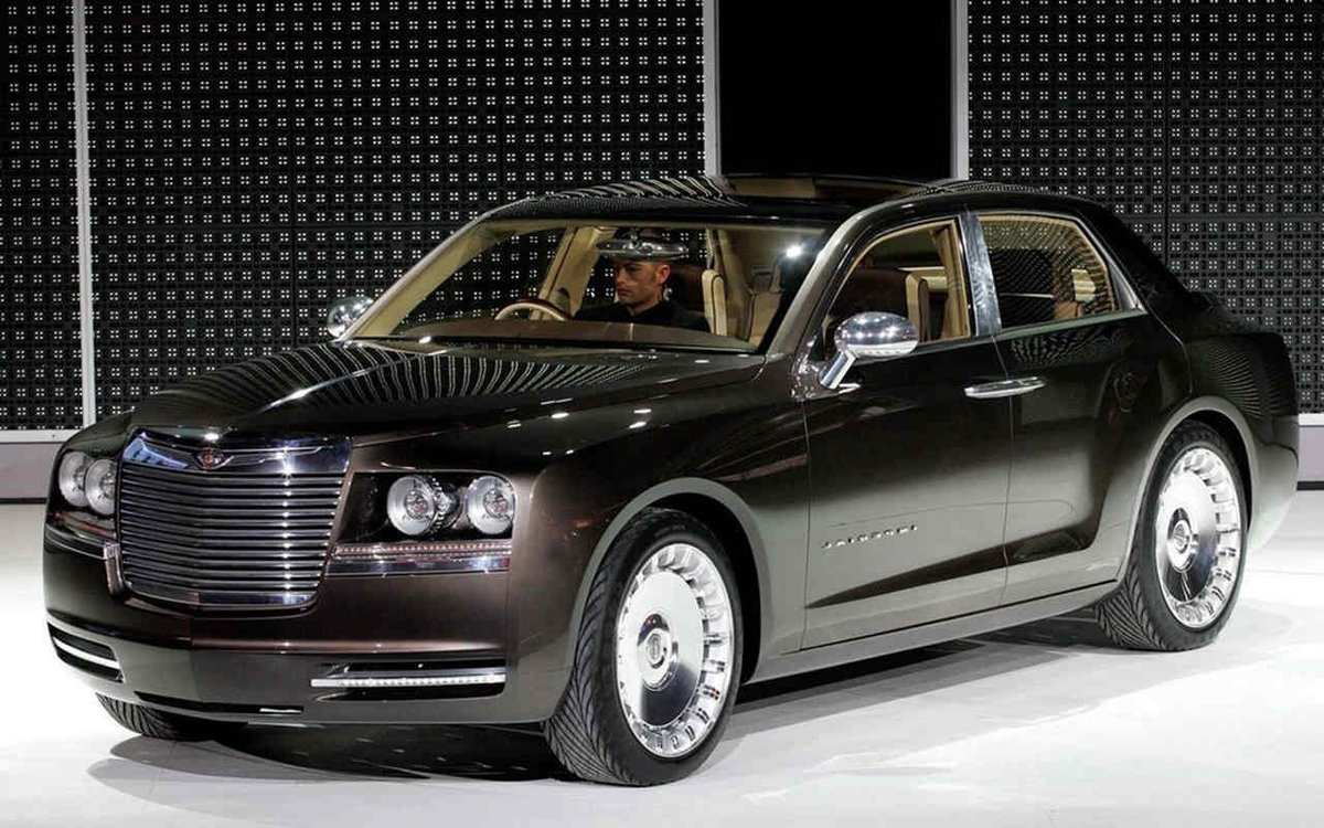 96 Best Review 2020 Chrysler Imperial Redesign by 2020 Chrysler Imperial