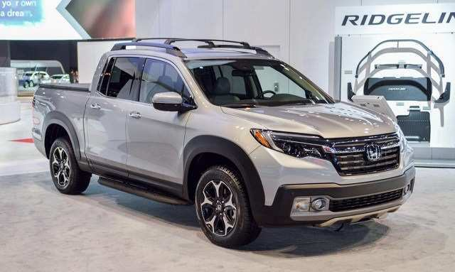 96 Best Review 2020 Honda Ridgeline Redesign with 2020 Honda Ridgeline