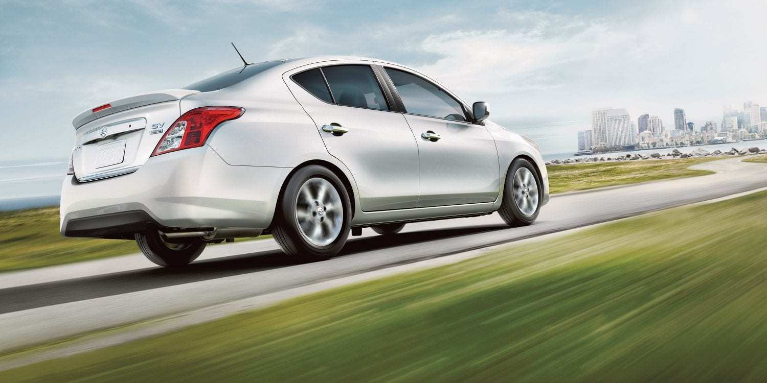 96 Best Review Nissan Versa 2020 New Concept History for Nissan Versa 2020 New Concept