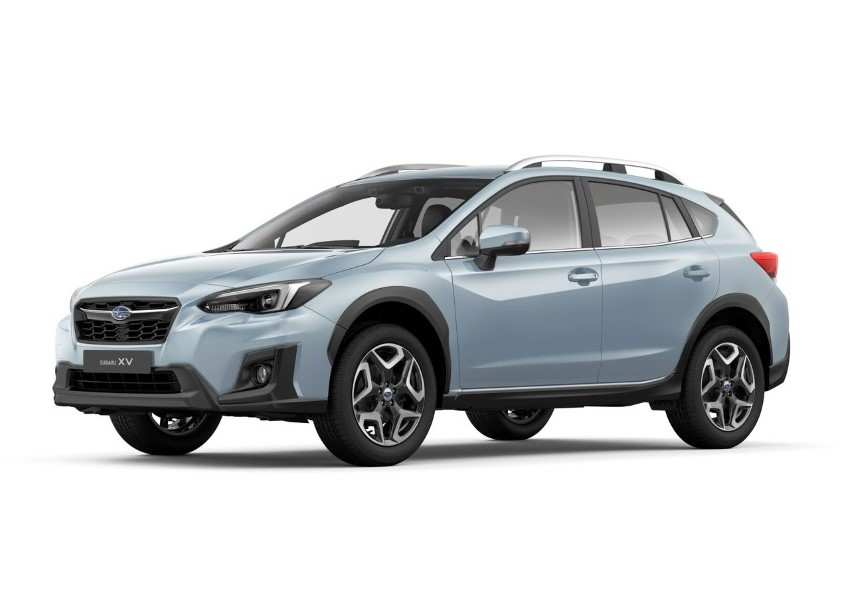 96 Best Review Subaru Xv Turbo 2020 Concept for Subaru Xv Turbo 2020