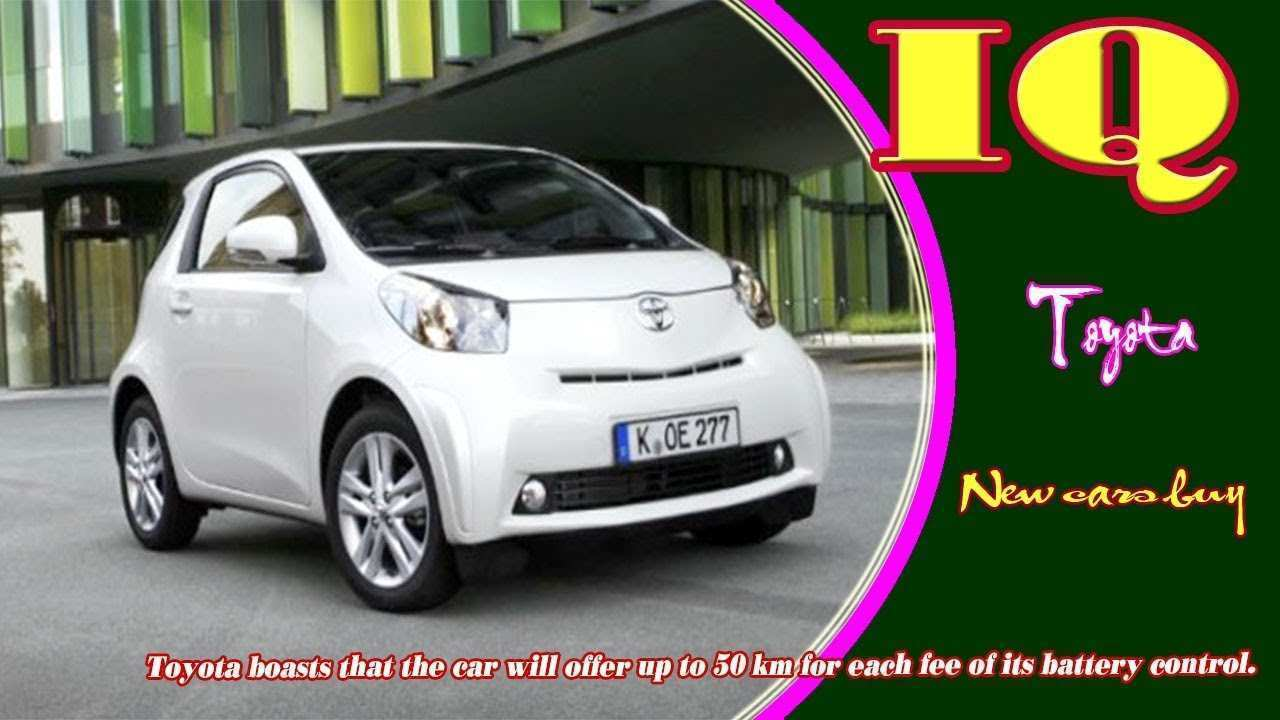 96 Best Review Toyota Iq 2020 Prices for Toyota Iq 2020