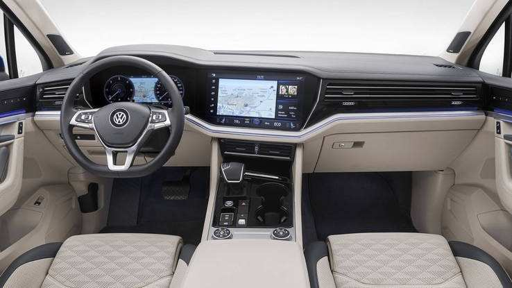 96 Best Review VW 2020 Touareg First Drive with VW 2020 Touareg